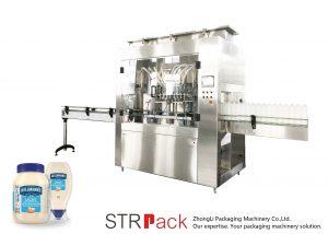 STRRP Rotor Pump Pleniganta Maŝino